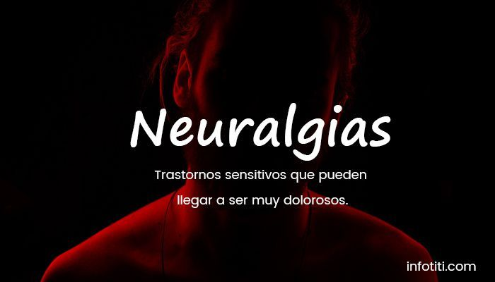 tipos de neuralgias